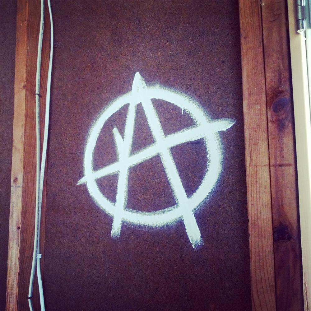 Anarchy in the garage