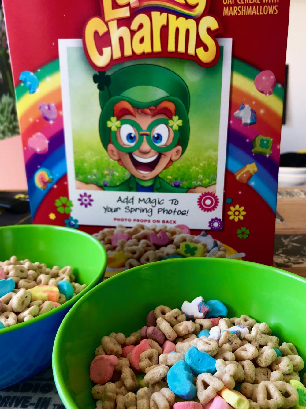 Lucky Charms cereal 2