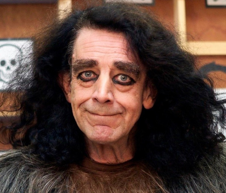 Peace out, Peter Mayhew