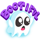 Giggles and Ghouls Bootiful ghost