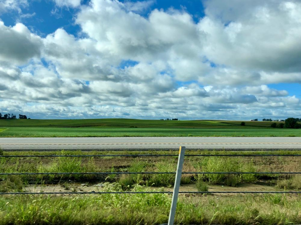 Interstate 80 scenery