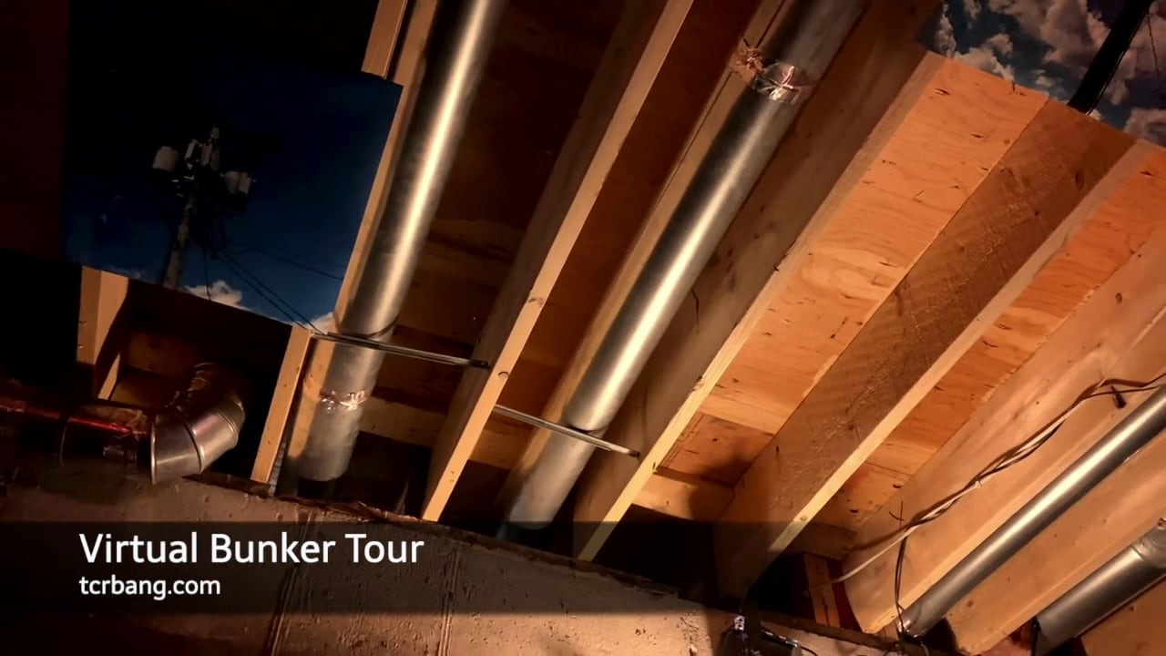 Virtual Bunker Tour (MP4 Video)