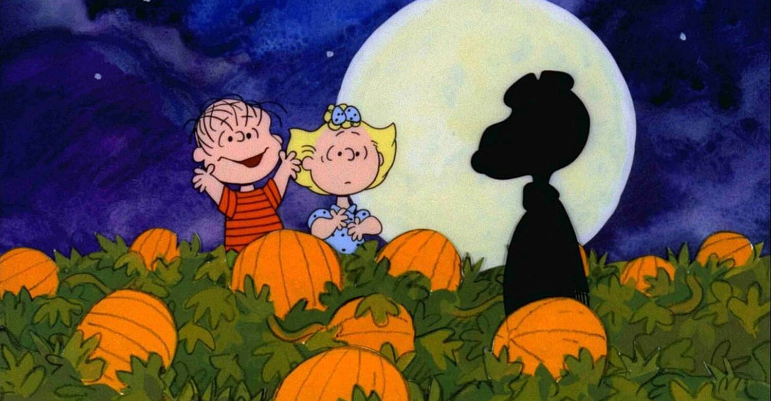Its the Great Pumpkin sellout Charlie Brown