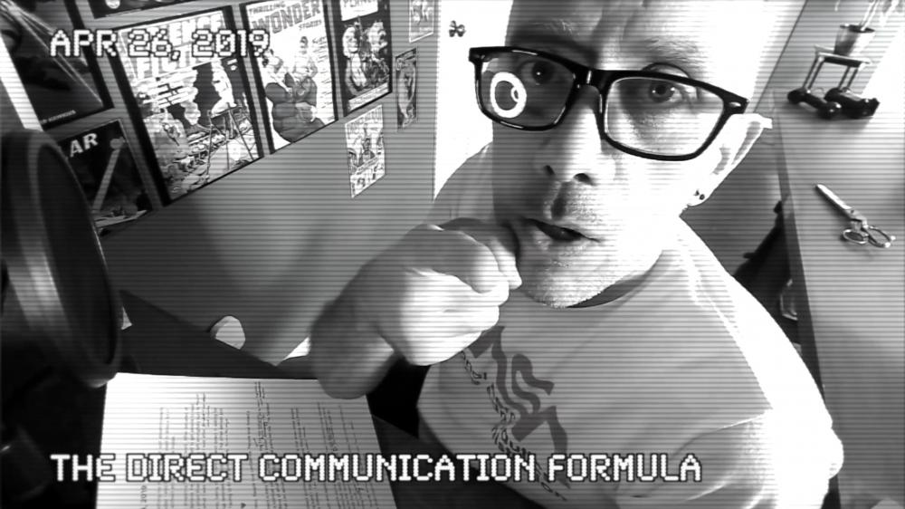 20190426 - The direct communication formula
