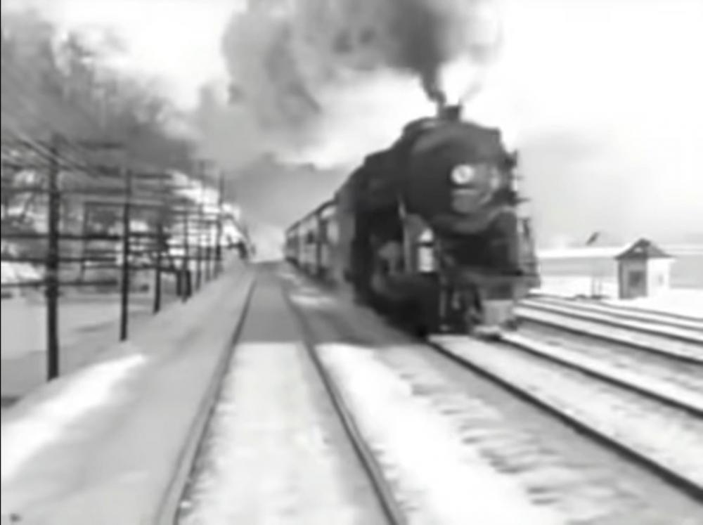 Steam Locomotive Musical