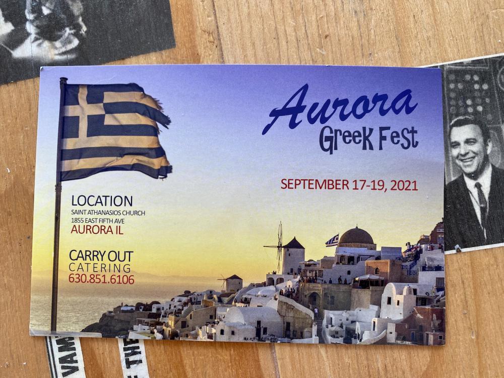 Aurora Greek Fest 2021